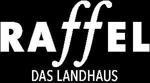 Logo Raffel das Landhaus